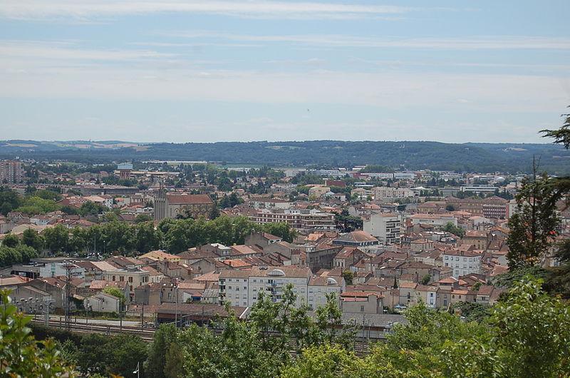 Ville la plus importante du Lot et Garonne après Agen