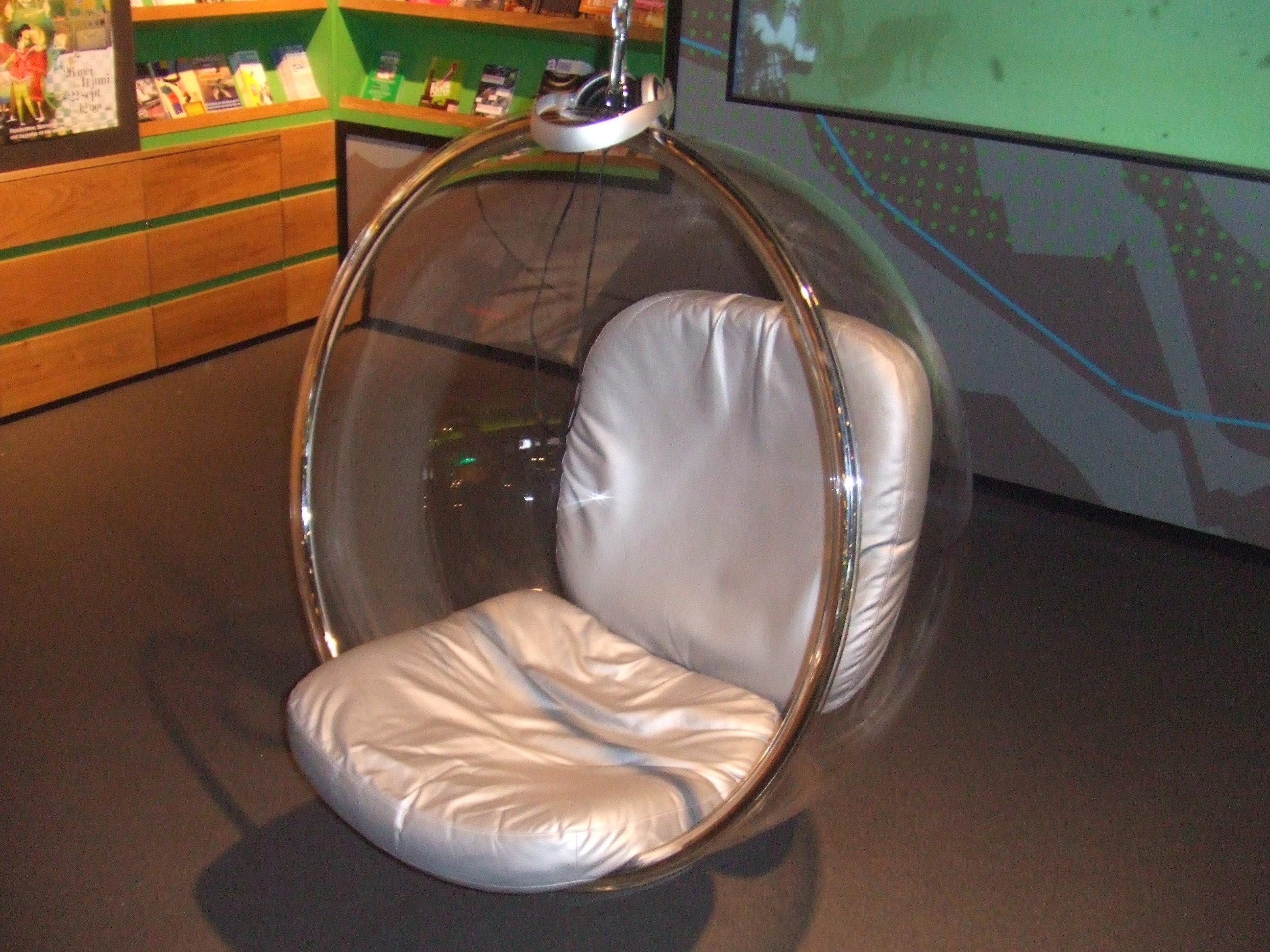 Guide d'utilisation d'un fauteuil suspendu