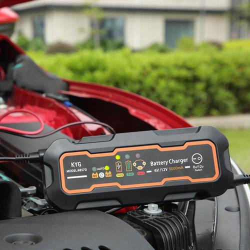 Les meilleures marques de chargeur de batterie d'une voiture